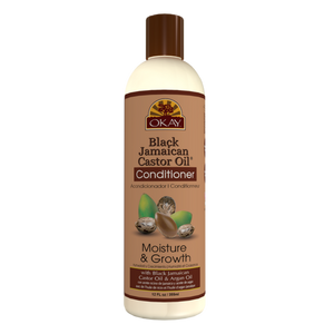 Black Jamaican Castor Oil Moisture Growth Conditioner