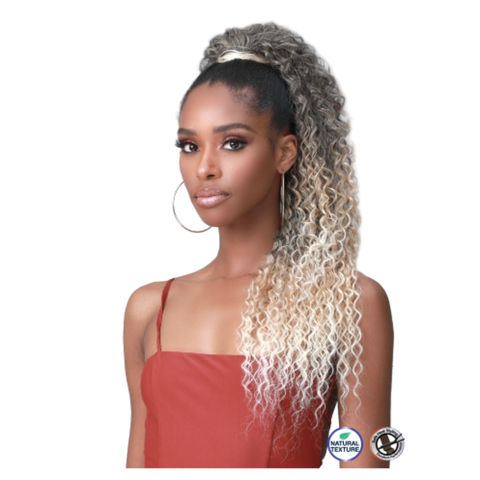Image of Tress Up Water Wave Ponytail 28""
