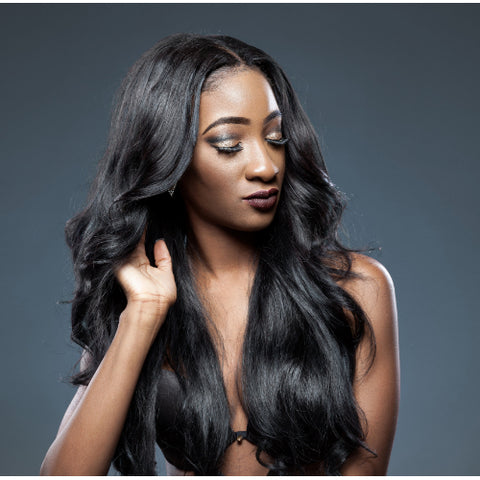 Image of 100% Unprocessed Virgin Human Hair - Body Wave
