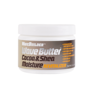 Wave Builder Cocoa & Shea Wave Butter - Moisture Revitalizer