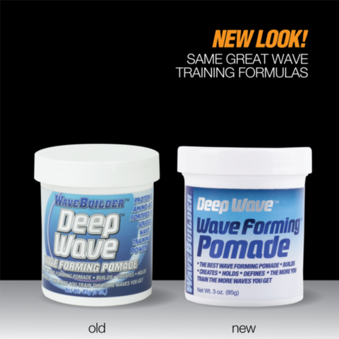 Image of Wave Builder Deep Wave - Wave Forming Pomade