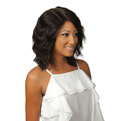 Image of HLS Eva Deep Side-Part Lace Wig