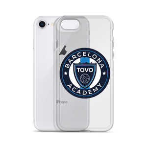 TOVO Academy Barcelona iPhone Case
