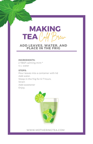 How to Cold Brew Green Tea