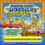 Go Fishing! 250 books