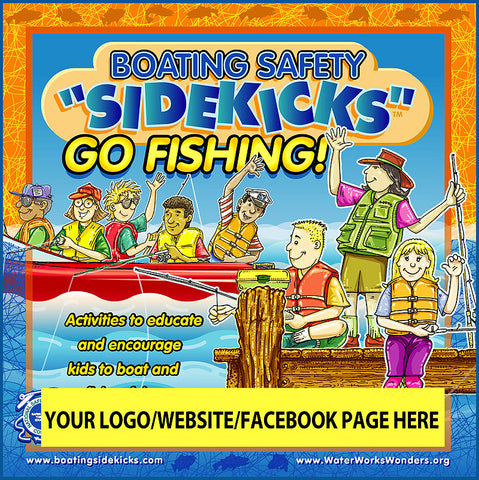 Go Fishing! 50 books