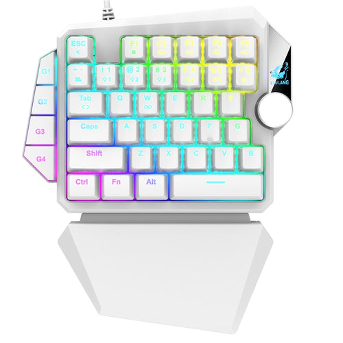[Gaming Mechanical Keyboard] - [Cyber Alpha]