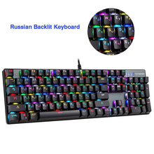 Load image into Gallery viewer, [Gaming Mechanical Keyboard] - [Cyber Alpha]