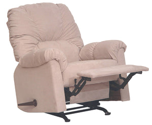 Catnapper Winner Rocker Recliner in Linen image