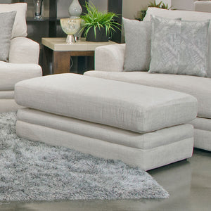 Jackson Furniture Zeller Ottoman in Cream 4470-10/1680/16 image