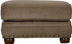 Jackson Furniture Singletary Ottoman in Java 3241-10/2010/49 image