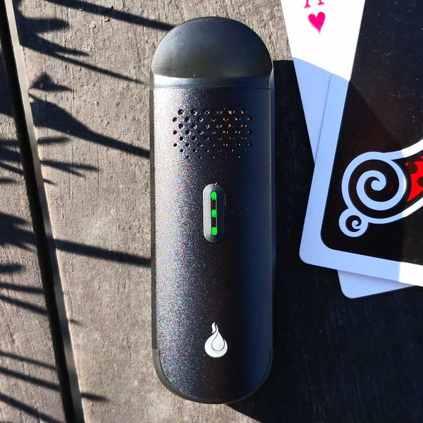 New In NZ - The Flowermate CAP Dry Herb Vaporizer