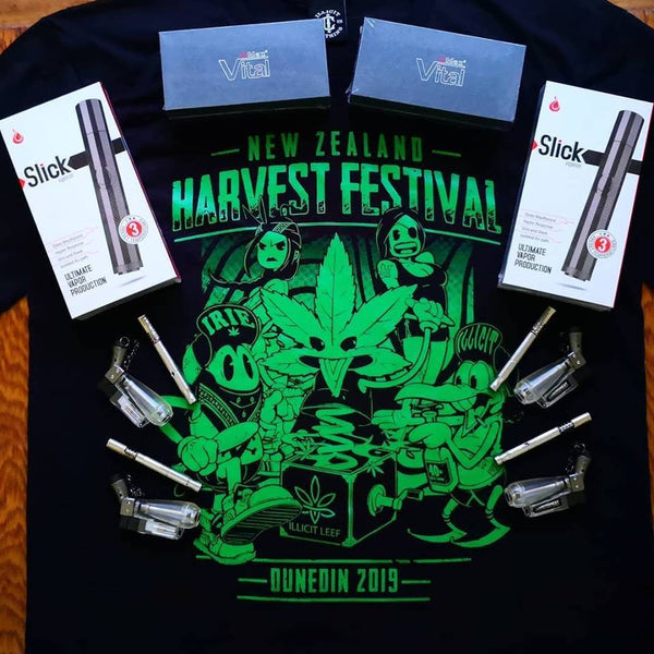 Vapemate NZ Supports NZ Harvest Festival With Herb Vape NZ Giveaway!