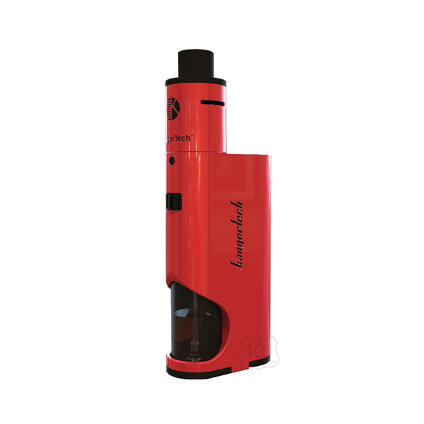 KangerTech Dripbox Starter Kit- Red - Vape Mate