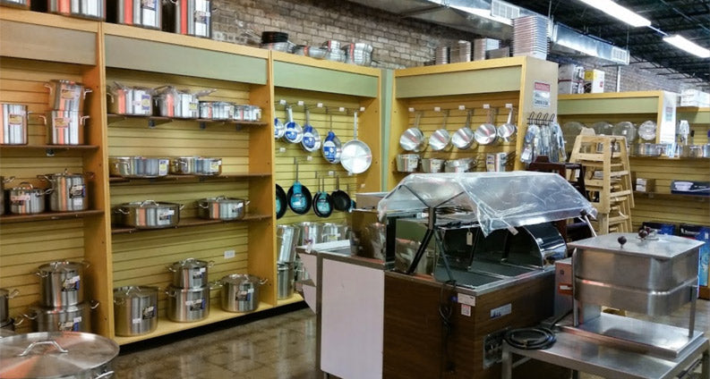 City Food Equipment Chicago IL Store - Smallwares and Cooking supplies