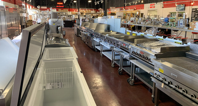 City Food Equipment Lombard IL Store Cooking Equipment Inventory