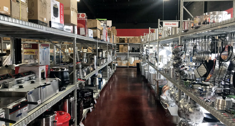 City Food Equipment Lombard Il Store - Smallwares and Cooking supplies