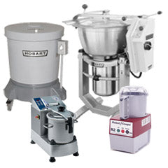 Used Commercial Food Processors