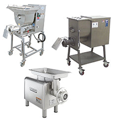 Used Meat Mixers/Grinders