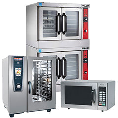 Use Commercial Convection Ovens