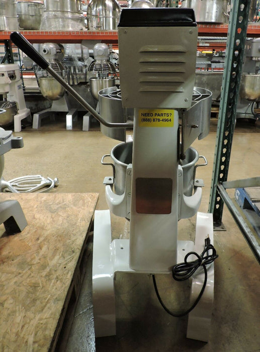 Berkel/Blakeslee F30 Commercial 30 QT Planetary Mixer with 2 Attachments-cityfoodequipment.com
