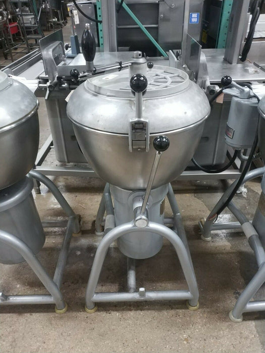 Hobart VCM-40 Commercial Vertical Cutter Mixer, Three Phase/460 Volts - Used-cityfoodequipment.com