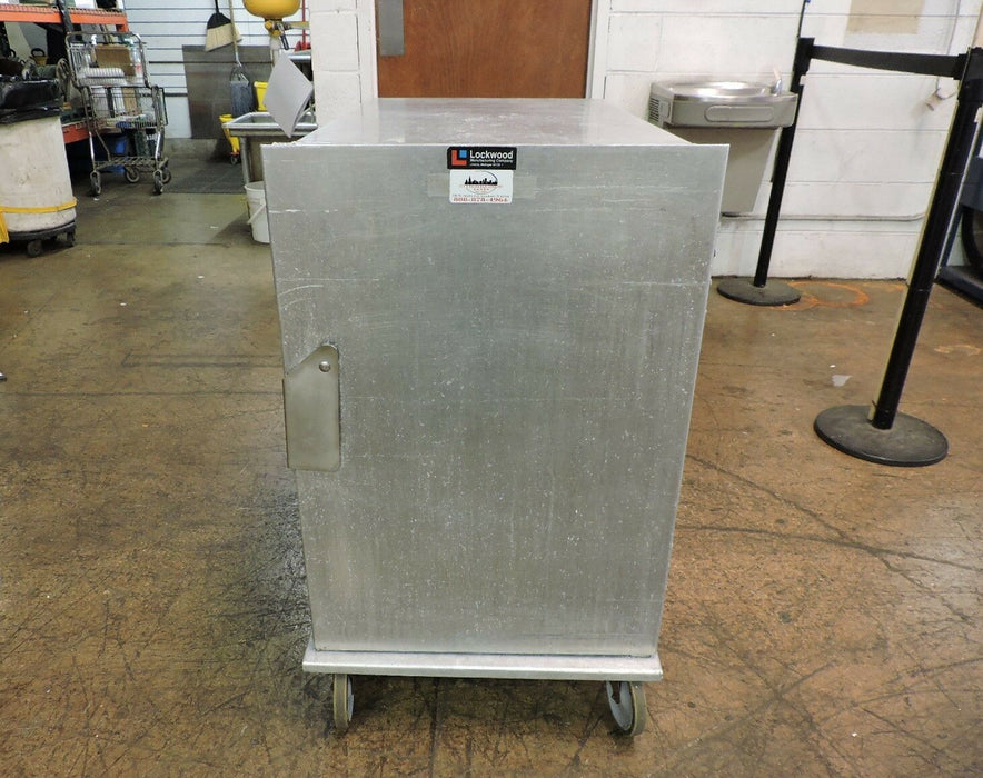 Lockwood CA37-ES20 Commercial Non Insulated Transport Holding Cabinet - Used-cityfoodequipment.com
