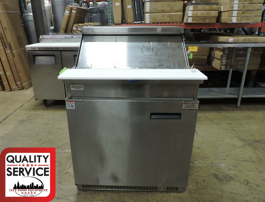 Randell 9412-32-7 Commercial Refrigerated Food Prep Table-cityfoodequipment.com