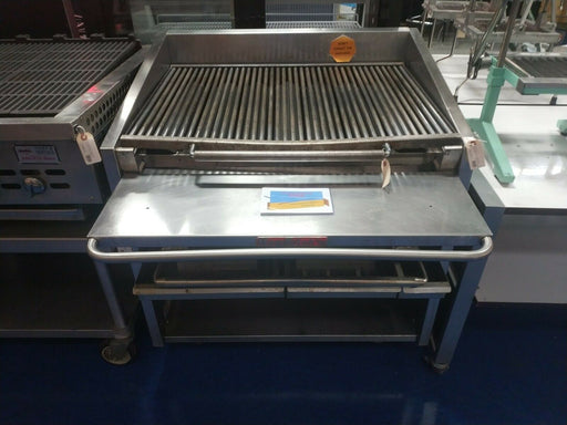 "Magikitch'n FM-SMB-636 - 36"" Commercial Gas Charbroiler-cityfoodequipment.com"