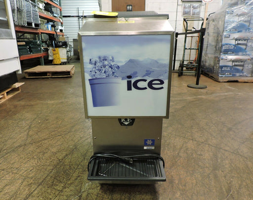 Manitowoc Servend M-90 Commercial Countertop Ice Dispenser-cityfoodequipment.com