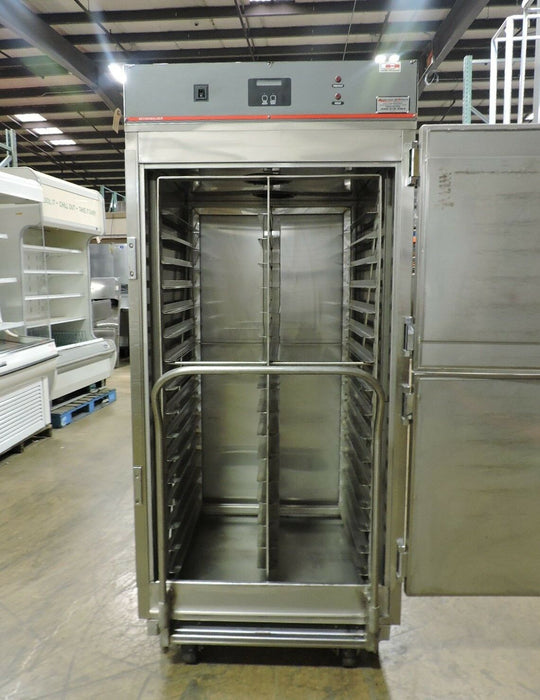 Carter-Hoffmann RTB341 Quicktherm School Rethermalizer Cabinet w/ Roll-In Dolly-cityfoodequipment.com