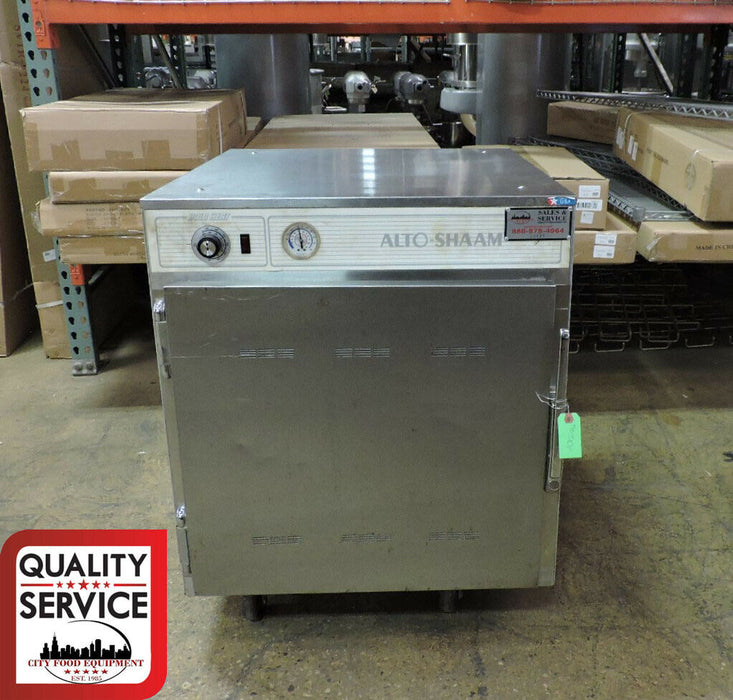 Alto Sham HU-75-1S Commercial Used Holding Cabinet 125V - Used-cityfoodequipment.com