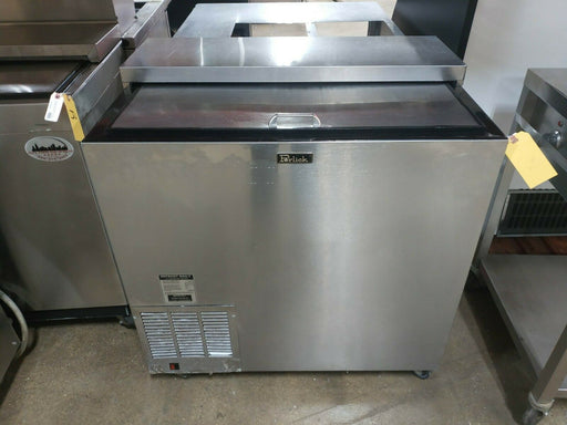 "Perlick FR36 36"" Commercial Underbar Glass Froster / Freezer - Used-cityfoodequipment.com"
