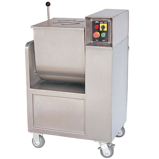 New Alpha 70 lbs Commercial Meat Mixer-cityfoodequipment.com