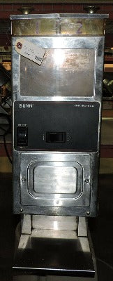 Bunn G9-2 HD Portion Control Commercial Coffee Grinder w/ 2 Hoppers-cityfoodequipment.com