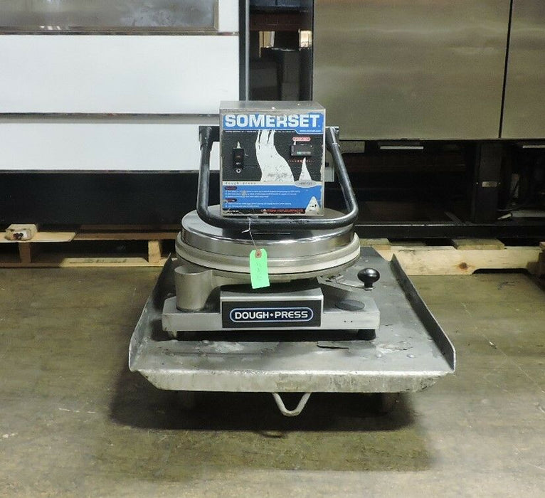 Somerset SDP-747D Commercial Mold Dough Press 120V - Used-cityfoodequipment.com
