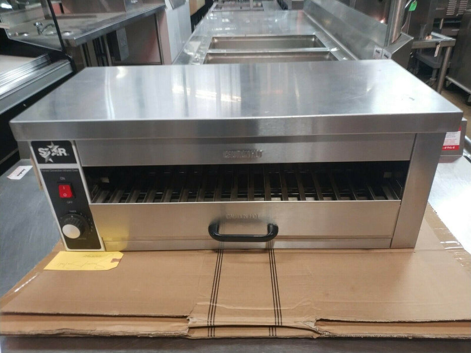 Used Star 526T0A Electric Cheese Melter - 240V-cityfoodequipment.com