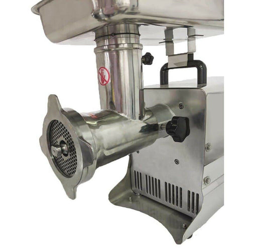 "Alpha 351SMG22 - #22 Head ""Unger"" Double Cut Meat Grinder / Mincer, 110V, 1.47HP-cityfoodequipment.com"