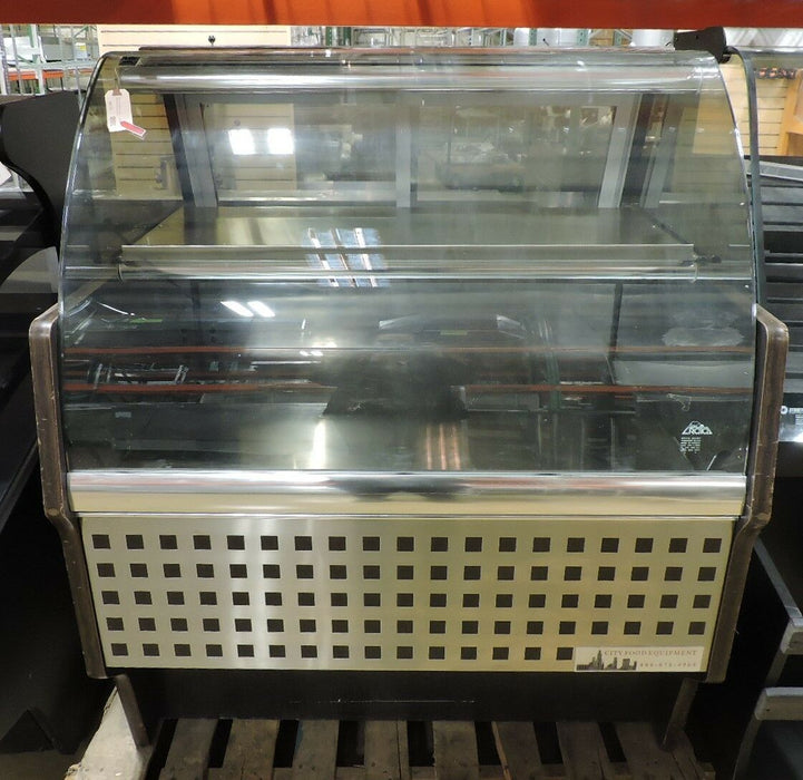 "Arctica LP-38-H0-0-0-L2-MC 41"" Commercial Warmer Display Case-cityfoodequipment.com"