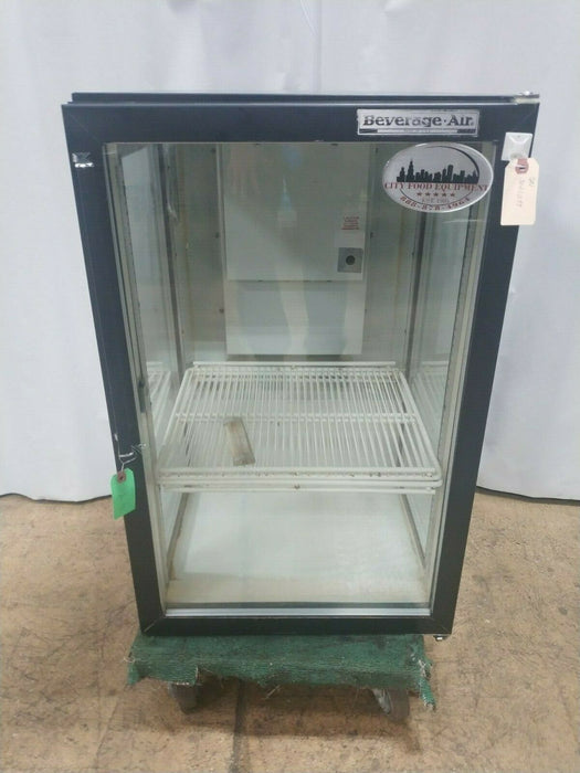 Used Beverage Air UR20GE Countertop Drink Merchandiser-cityfoodequipment.com