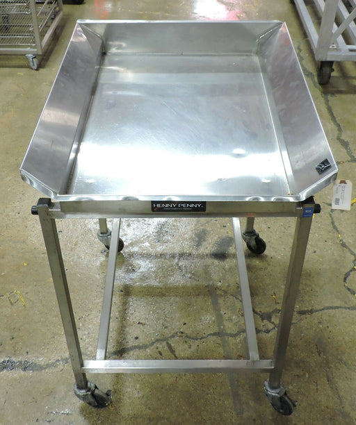Henny Penny DT221 Fryer Dump/Bread Table-cityfoodequipment.com
