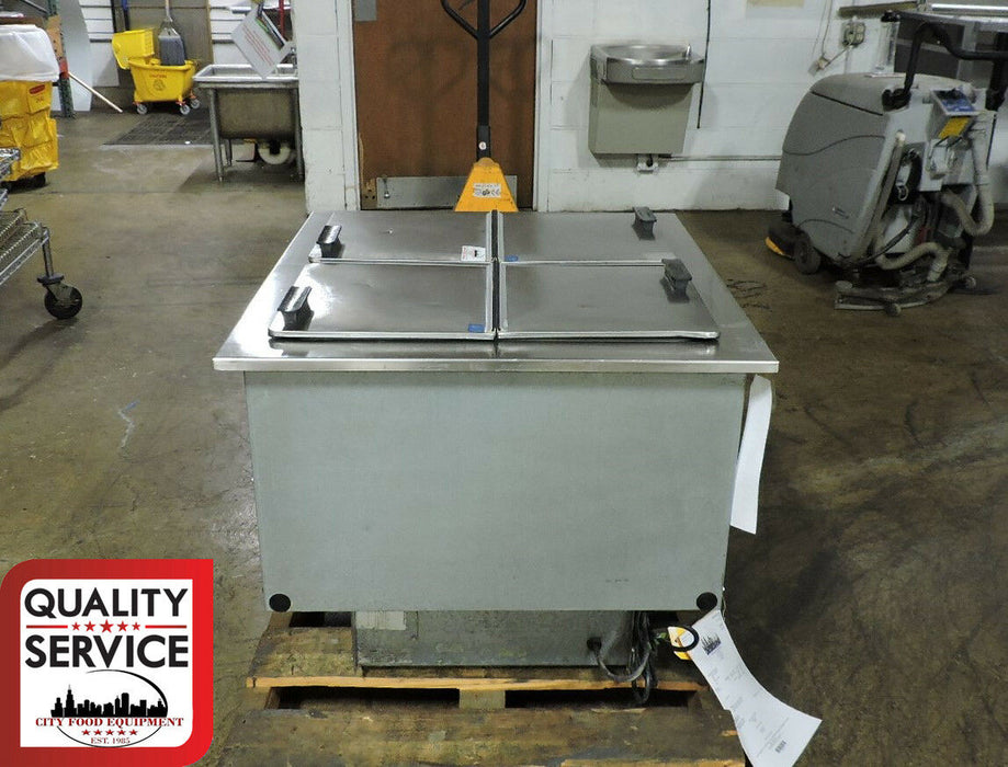 Delfield 227 Commercial Self Contained Drop In Ice Cream Freezer-cityfoodequipment.com