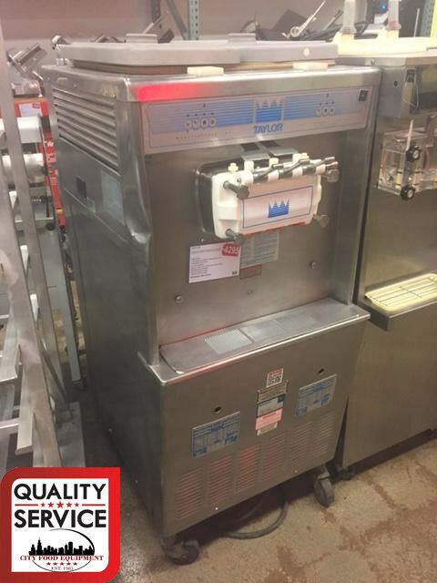 Taylor Y754-33 Commercial Soft Serve Ice Cream Machine-cityfoodequipment.com