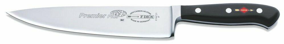 "F. Dick (8144721) 8"" Chef's Knife, Forged-cityfoodequipment.com"