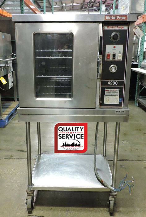 Market Forge 4200 Commercial Electric Countertop Convection Oven-cityfoodequipment.com