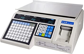CAS LP-1000-NP Commercial Price Computing Scale-cityfoodequipment.com