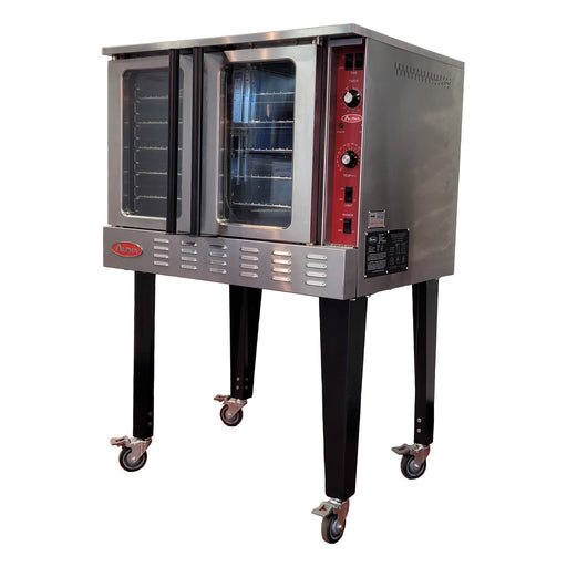 Alpha AGCO-SINGLE Gas Full Size Single Deck Convection Oven-cityfoodequipment.com