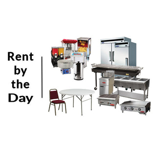 City Food Equipment's Restaurant Equipment Rental Center Located In Lombard, IL