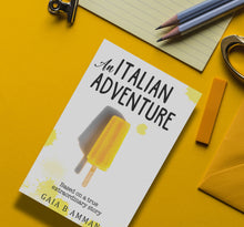 Load image into Gallery viewer, An Italian Adventure, paperback