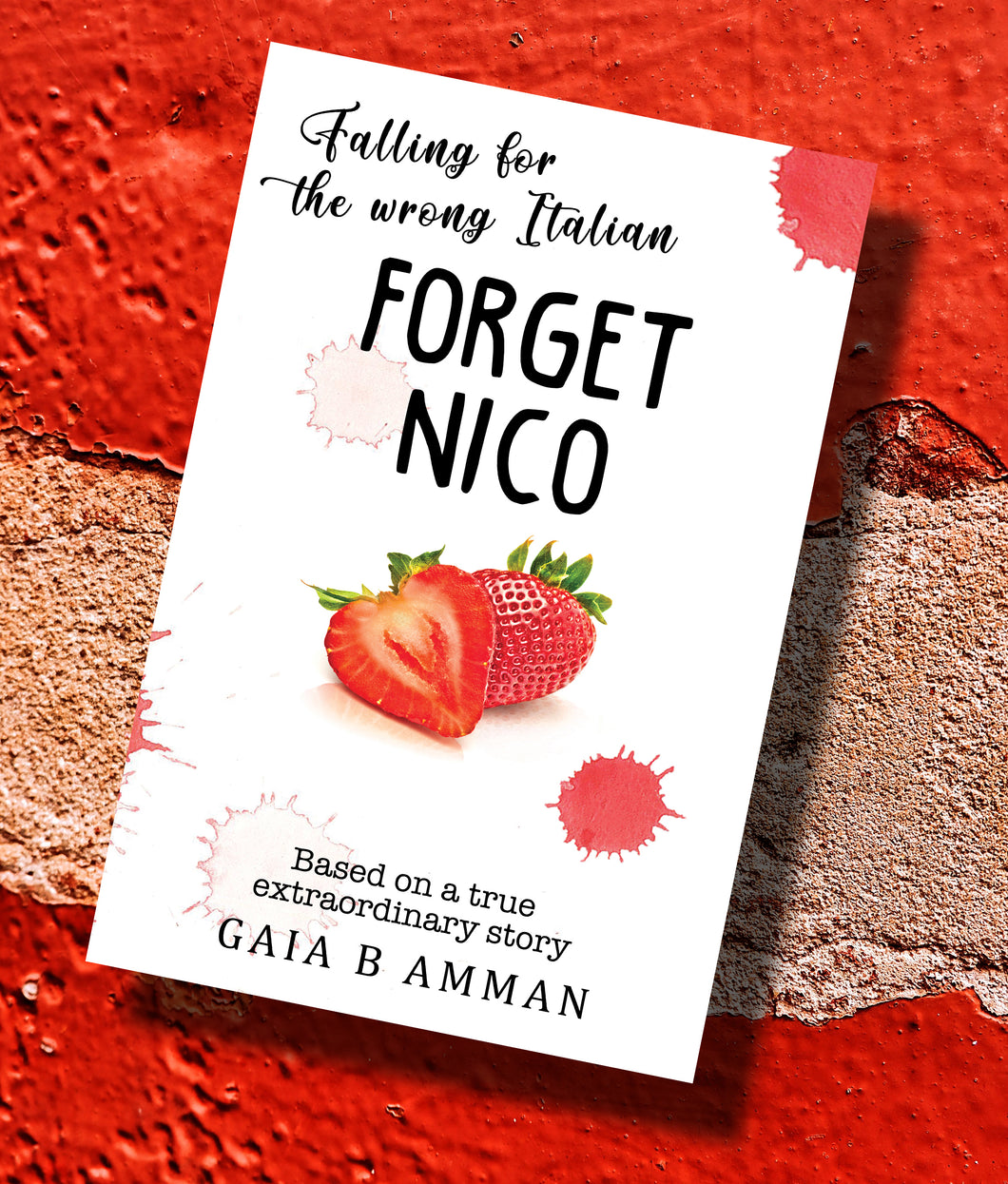 Forget Nico, paperback